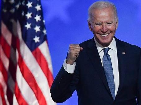 Joe Biden derrota Donald Trump e está eleito presidente dos EUA