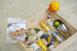 A gift box for every palate by Roku Gin.