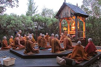 in the Thai Forest Tradition of Ajahn Chah
