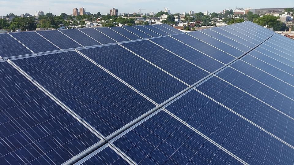 Solar panel, solar energy system