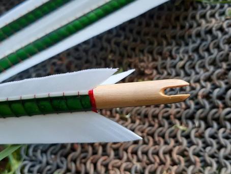 Mary Rose Replica Arrows