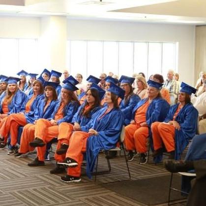 Volunteer for Prison Fellowship