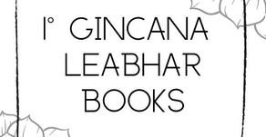 1° Gincana Literária da Leabhar Books