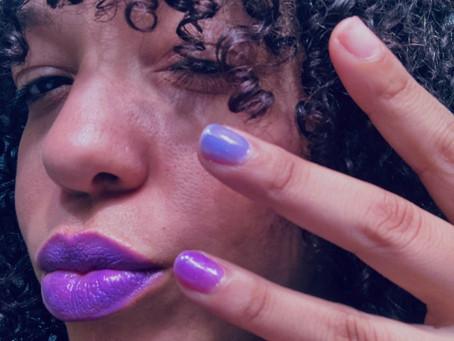 Glamoire: Purple pout