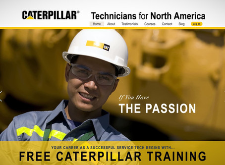 Caterpillar & CAT North American Dealers Launch Free Training for Aspiring Service Techs in NA
