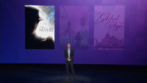 Artwork for THE NEVERS Revealed At WarnerMedia/HBO Max Presentation!