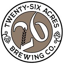 Unicorns, Raptors, & Spiders, Oh My... Twenty-Six Acres Brewing