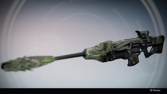 Black Hammer Sniper from Destiny: The Dark Below (Source: Destinypedia.com)
