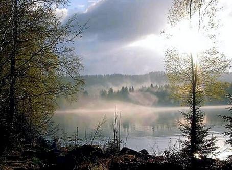 Sjamanfeiring på Finnskogen