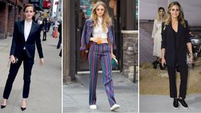 Comment moderniser un look classique?