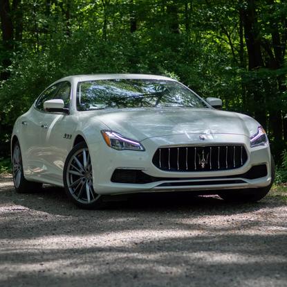 2020 Maserati Quattroporte review