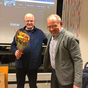 Årets lärare - Sussi och hedersmedlem Sune