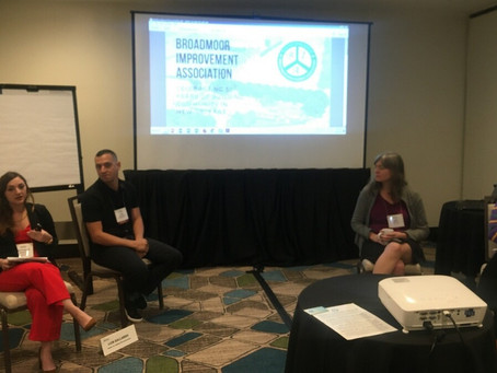 BIA Attends Environmental Funders' Association Winter Briefing in Puerto Rico