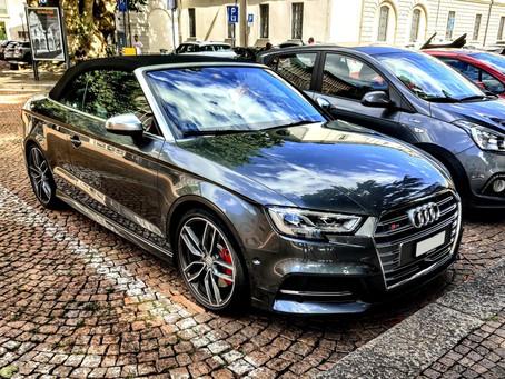 Audi S3 Cabriolet - quattro stronic - Review