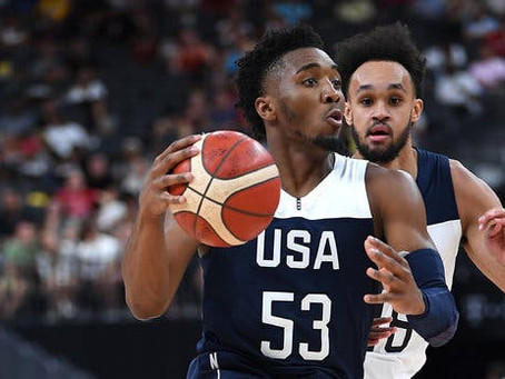 WHY THE FIBA WORLD CUP MATTERS TO THE TRAIL BLAZERS