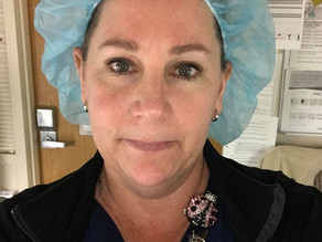 Arizona ICU nurse, dedicated to caring for Covid-19 patients, becomes patient, in her own hospital.