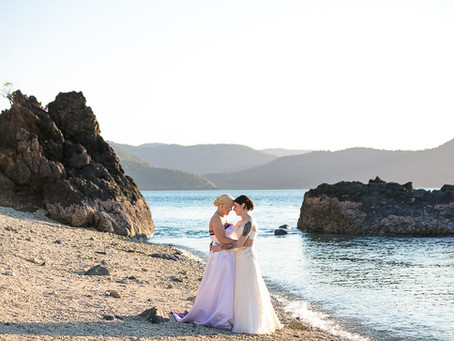 Welcome back Daydream Island Weddings!
