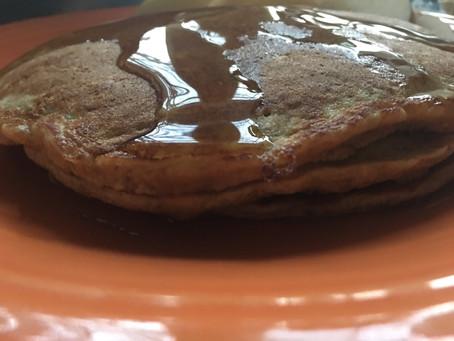 Easy to memorize pancake recipe