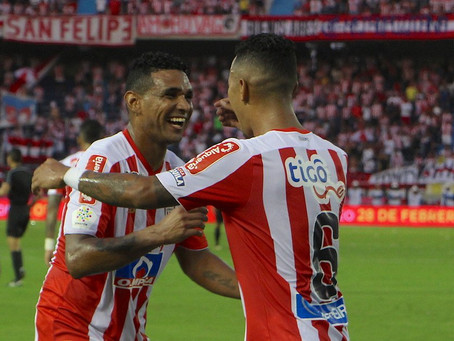Junior abrirá de local la final ante Medellín