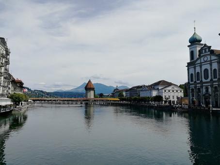 Semaine 4 : de Belfort à Buochs (Suisse)