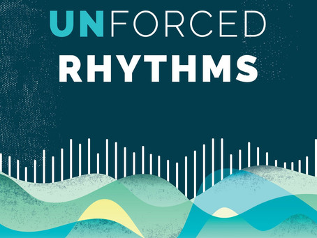 Minister's Monday Moment - Changing Rhythms