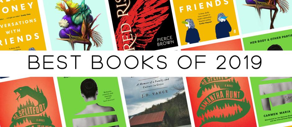 Nikki's Best Books of 2019