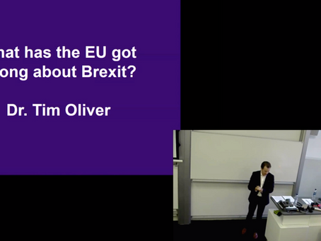 What has the EU got wrong about Brexit?