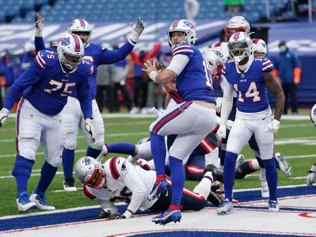 Buffalo Bills Week 8 Recap: A Fumbling Victory