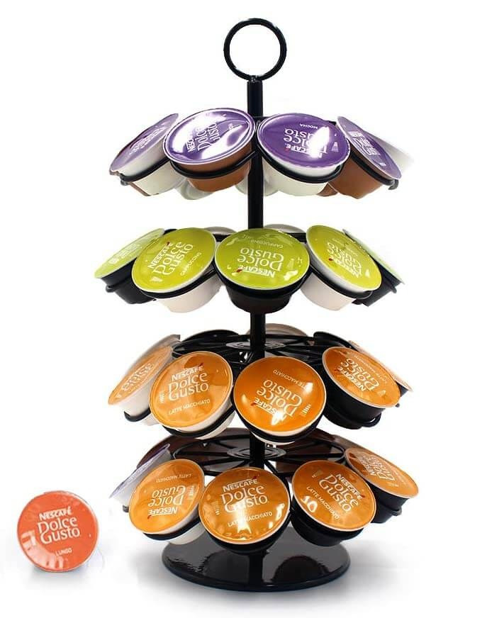 Dolce Gusto Coffee Capsule/ Pod holder 360 rotating