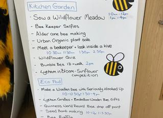 Bee Wild was Swarming with Pom Pom Makers