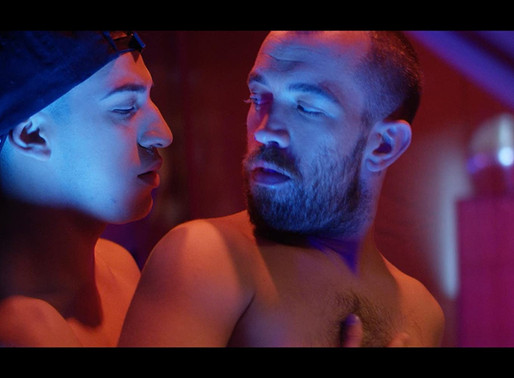 Neon Boys Short Film Review