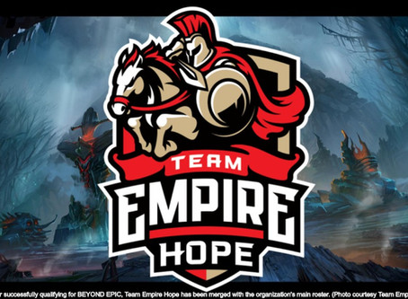 The Youth Squad Team Empire have signed to Main Roster