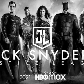 Review com Spoilers – Liga da Justiça Snyder's Cut
