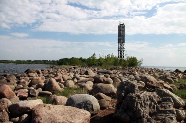 """Ustinskiy"" Lighthouse"