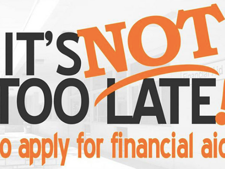 Financial Aid Seminar, FAFSA and Oregon Promise Deadlines, SAT/ACT Registration, oh my!
