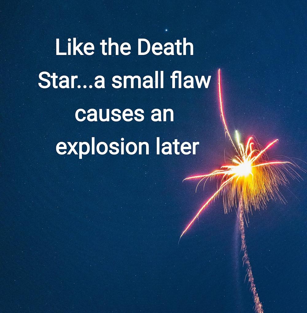star wars-death star-business strategy-fine point marketing