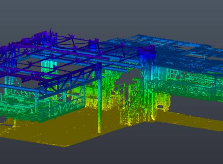 Soluciones dinámicas de escaneo láser 3D para entornos industriales