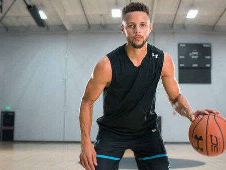 5 Steph Curry dribbling drills to develop a better handle of the ball