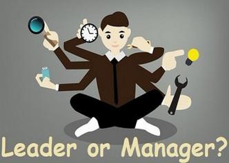 Manager ou Leader?