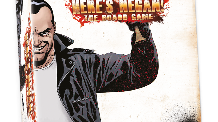 Welcome to the world of Negan