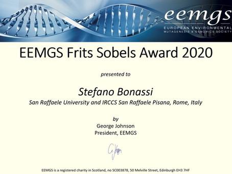 EEMGS Frits Sobels & Early Career award presentations