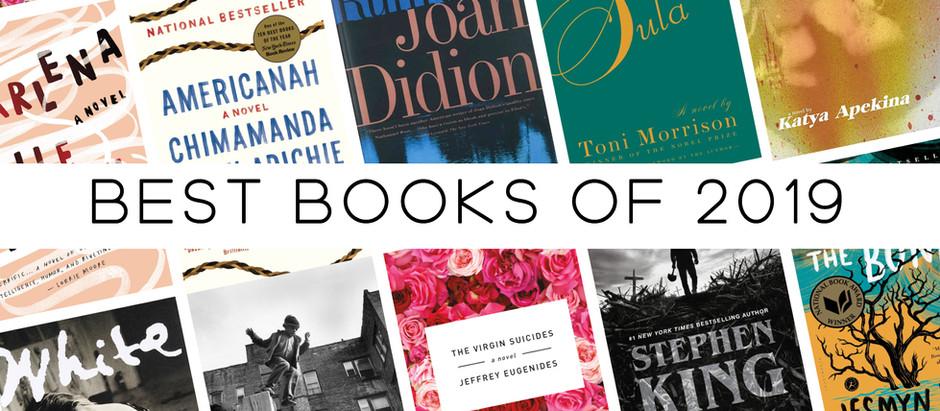Karla's Best Books OF 2019