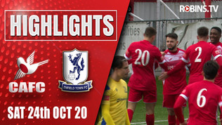Highlights - Enfield Town