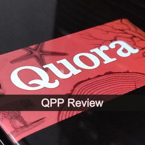 Quora Partner Program Review 2020