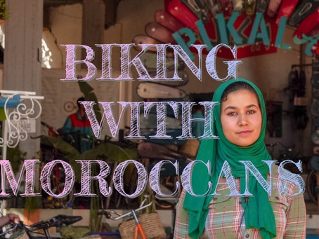 Biking with the Locals for Sustainability