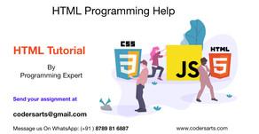 HTML Tutorial Help Part-2