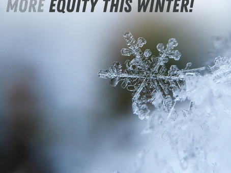 Home Sellers Stand To Gain More Equity This Winter!