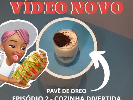 VÍDEO NOVO Canal PET Kids: Aprenda a fazer o PAVÊ DE OREO mais fácil do mundo!