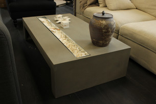Unique New Coffee Table in the Office