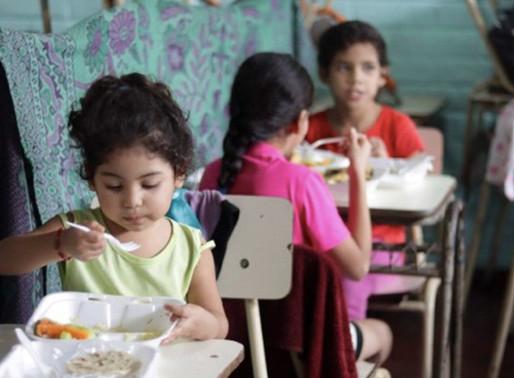 Pandemia amplia fome no mundo
